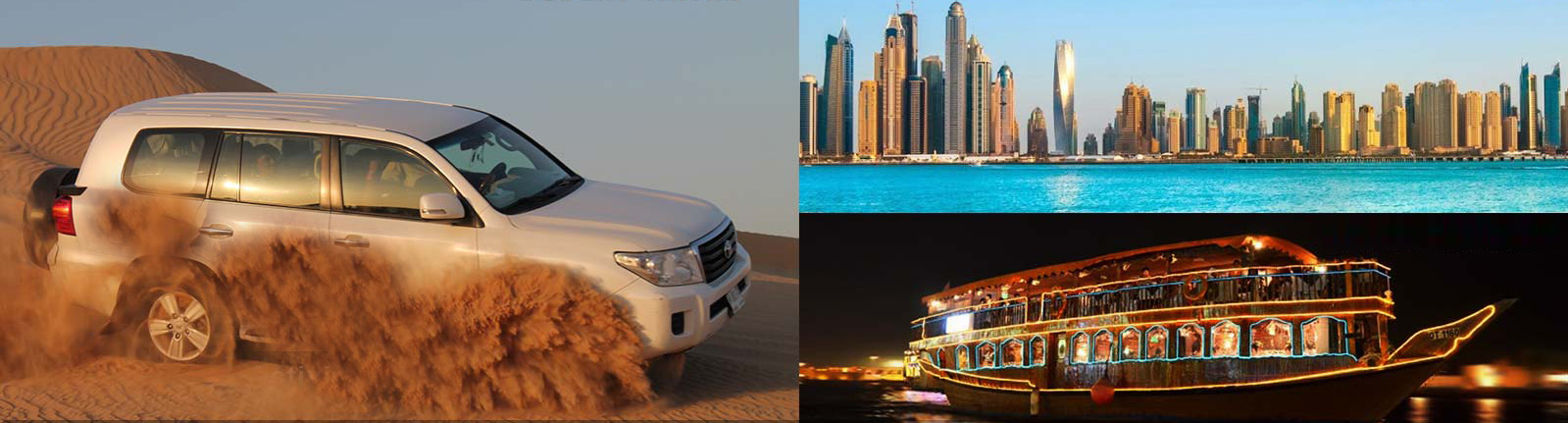 Holiday Tour Packages Dubai UAE - Best Dubai Attractions Deals, #desertsafaridubai , #burjkhalifaticket , #imgworld, #dubaicitytour, #dhowcruise, | www.dxbsafari.com